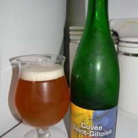 Review of Cantillon Cuvee Saint-Gilloise