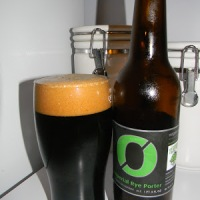Review of Nogne O/Terrapin Imperial Rye Porter