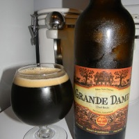 Review of Biere Trois Dames Grande Dame (Oud Bruin)