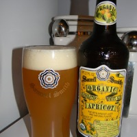 Review of Samuel Smith's Organic Apricot Ale