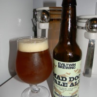 Review of Evil Twin Mad Dog Pale Ale