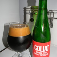 Review of To Øl Goliat Imperial Stout