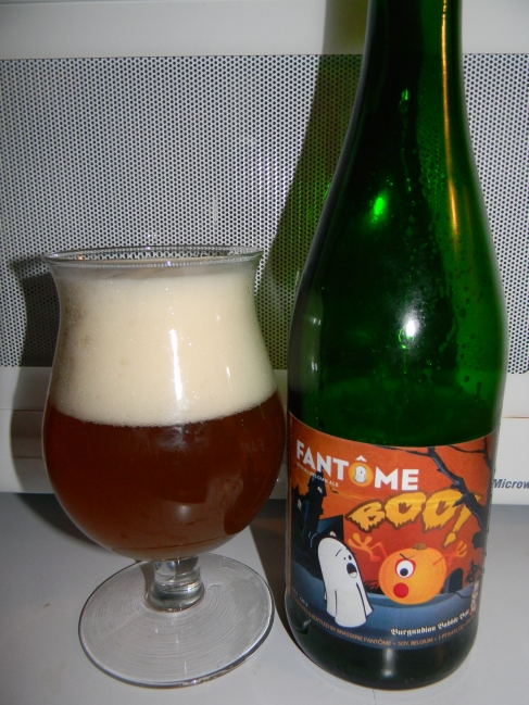 Review of Fantome Boo!