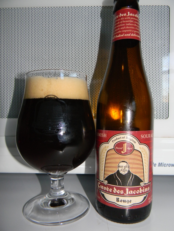 Review of Cuvée des Jacobins Rouge