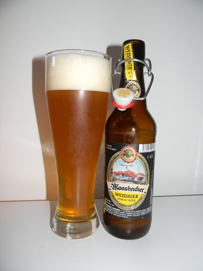 Review of Moosbacher Weissbier