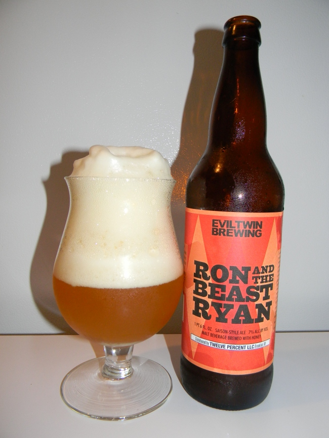 Review of Evil Twin Ron and the Beast Ryan