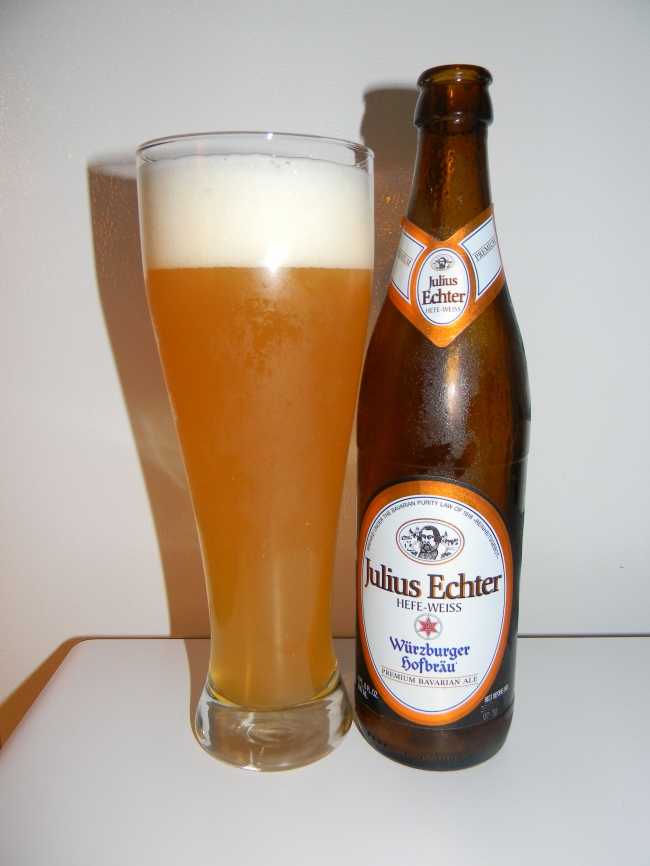 Review of Julius Echter Hefe-Weiss