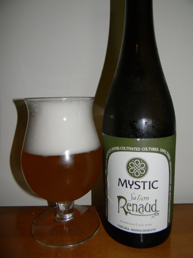 Review of Mystic Saison Renaud
