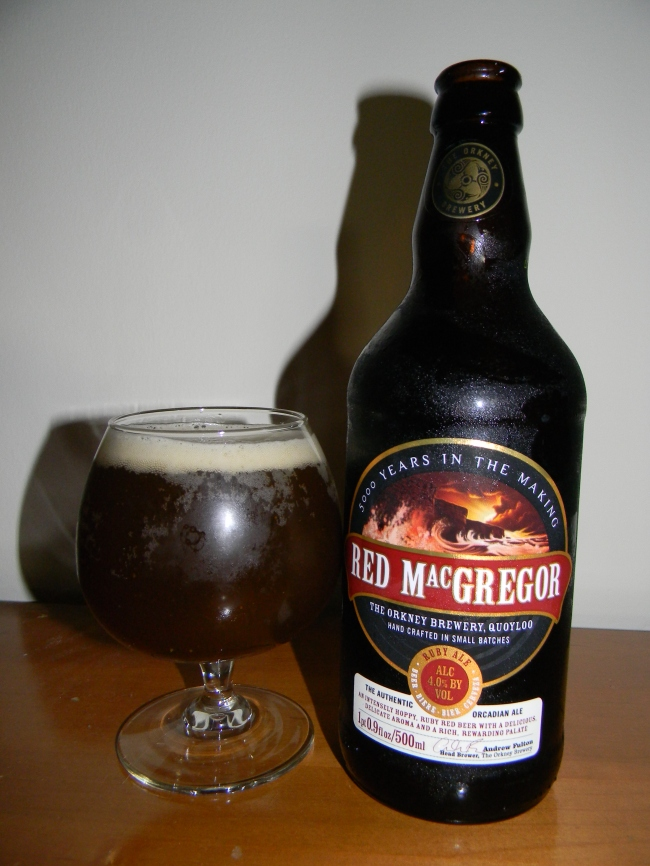 Review of Orkney Red MacGregor